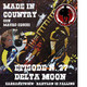 """By Mauro Secchi (MAX) 27° Episode' MADE IN COUNTRY ' DELTA MOON Cabbagetown-Babylon Is Falling """""""