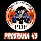 El Podcast de Freakdom - Programa 49