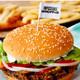 Hamburguesa #Vegetariana de #BurgerKing No vives de ensaladaaaa