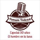 Podcast Especial 50 años el hombre en la luna