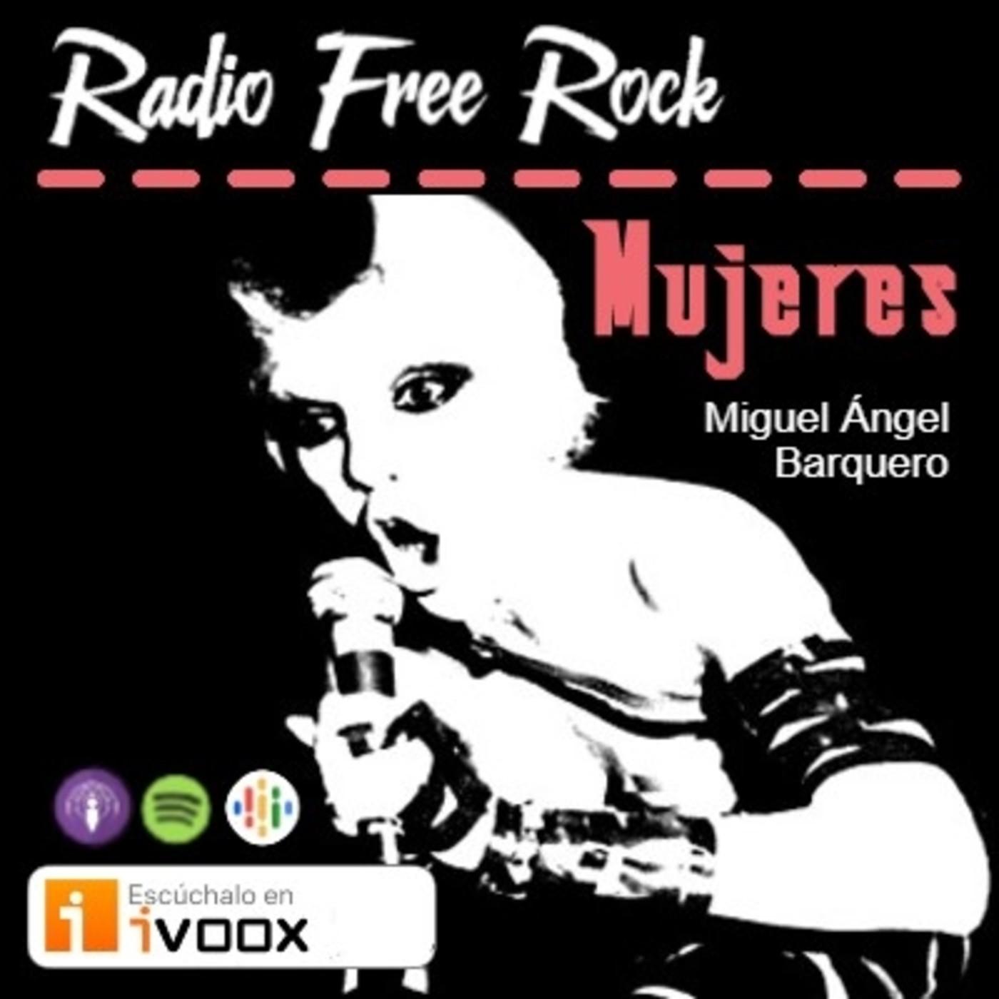 Radio Free Rock: Mujeres