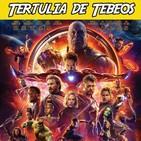 Tertulia de Tebeos -TDT- Programa 76 - Vengadores: Infinity War