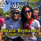 «La vuelta del ciclismo profesional con Ainara Hernando» – 03/07/20 – P61T4