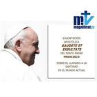 Exhortación apostólica Gaudete et Exsultate (leída). y Cap.5: Combate, vigilancia y discernimiento