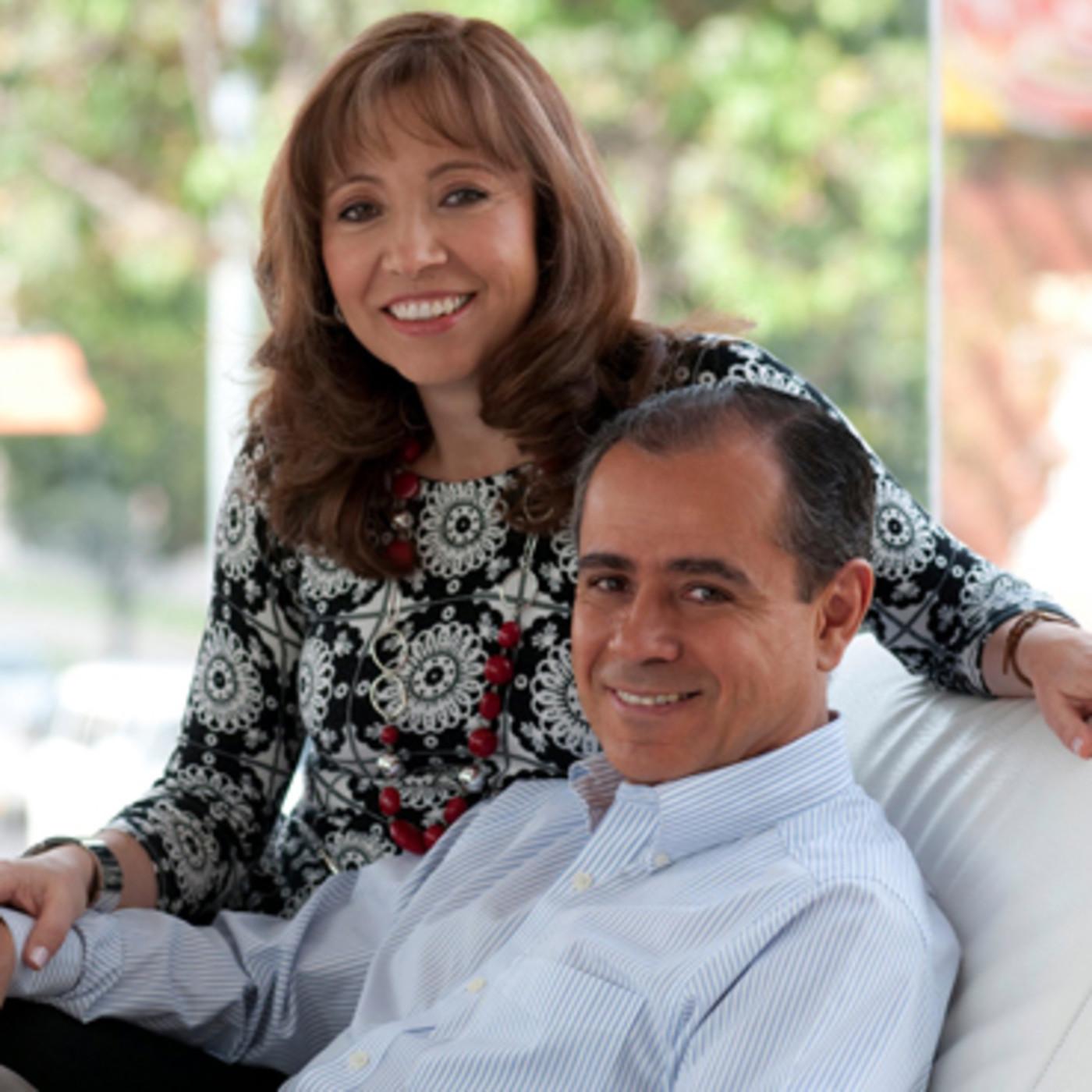 O mundo é grande - Lucy e Edgar Mora