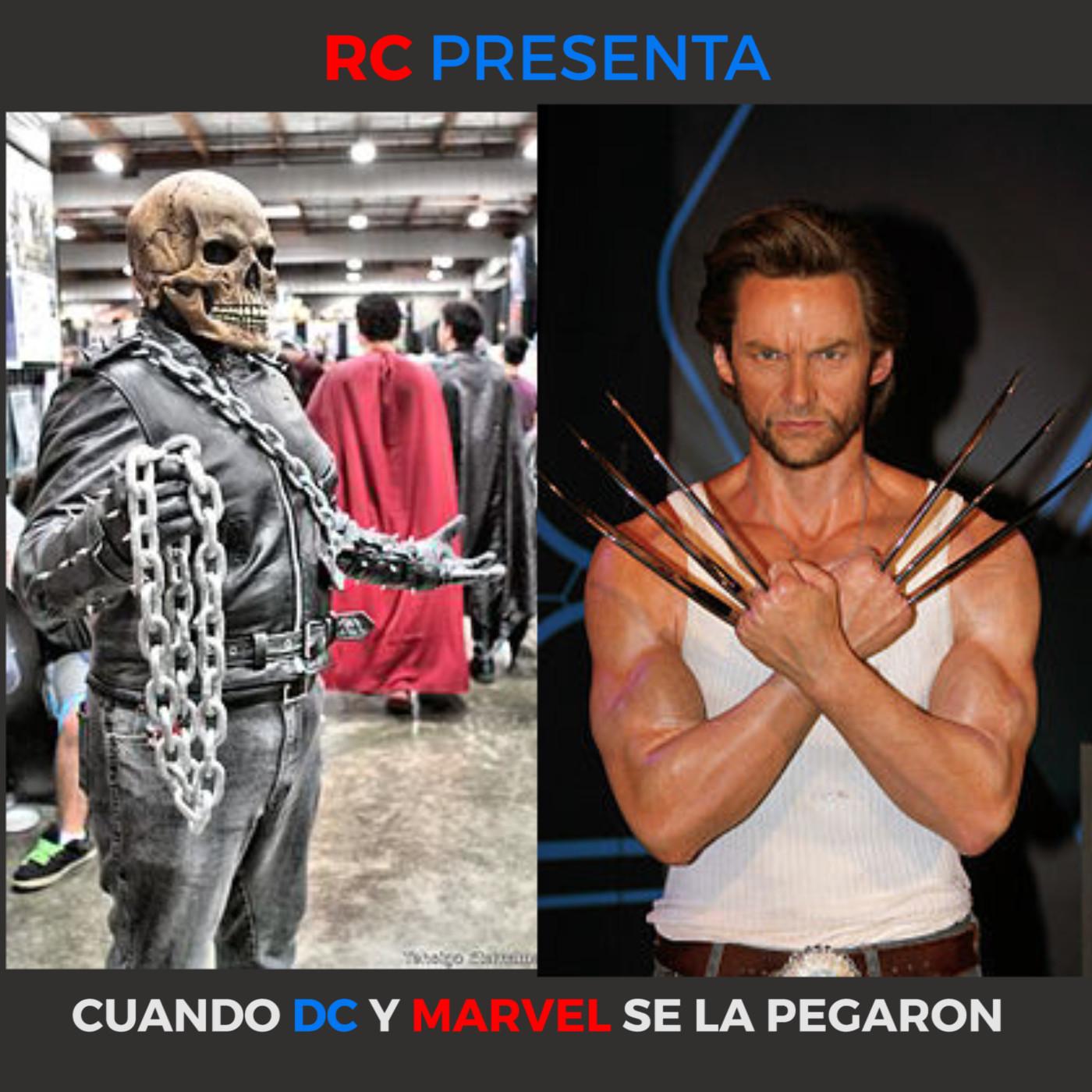 RC (5x09) | Cuando DC y Marvel se la pegaron
