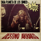 [DA] Destino Arrakis 1x23 La saga de El planeta de los símios. EXTRA: Versión Tim Burton