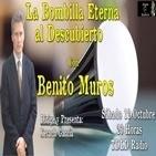 """4x15 Benito Muros y la """"bombilla eterna"""" al descubierto."""