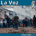 Editorial: La crisis perpetua de Hispanoamérica - 14/10/19