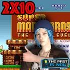2x10 Mario Bros The Lost Levels, LIS Before The Storm y Sony se apunta a la retrocompatibilidad
