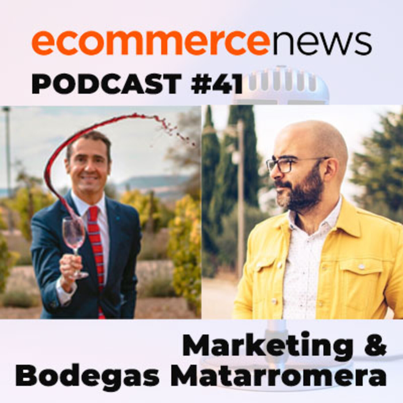 Ecommerce News Radio #42. Bebiendo de la botella del mundo del vino y el marketing