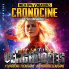 INICIATIVA VENGADORES Nº 20: Capitana Marvel ft. Laura Monedero (SIN SPOILERS y luego con)