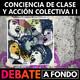 Debate A Fondo - Conciencia de clase y acción colectiva II