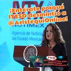 ¡ITESO desmiente a @AristeguiOnline!. ¡Cineastas seguiran con apoyo!. ¿Y porqué LA JORNADA?.