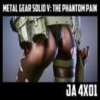 Jugadores Anónimos 4x01 Metal Gear Solid V: The phantom pain
