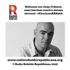Hablamos con Jorge Urdanoz, como funciona nuestro sistema electoral