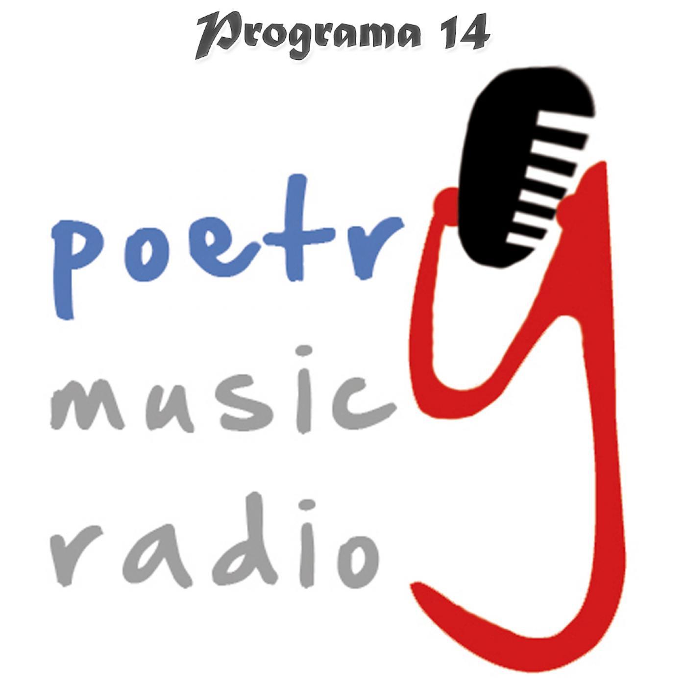 PoetryMusicRadio Programa 14 - 04.05.16