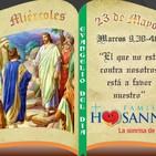 Padre John- Reflexión evangelio madrugada del 27 de Febrero del 2019