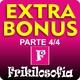 1x19. BONUS 4/4 - LAS LISTAS DE NUESTRA VIDA - Juegos, series, TV y dibujos favoritos + 3 trastadas -FRIKILOSOFIA
