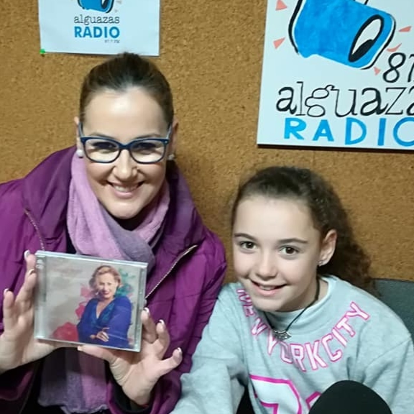 La cantante Isabel Ruiz presenta