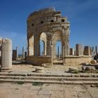 Leptis Magna, Roma en Africa