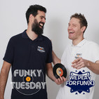 Afro-Funk-Soul Funky Tuesday Radio Show Live Session #17