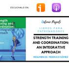 Strength training and coordination: an integrative approach - resumen por federico gÓmez