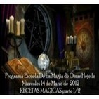 Recetas Magicas - Escuela de Magia 14-03-2012