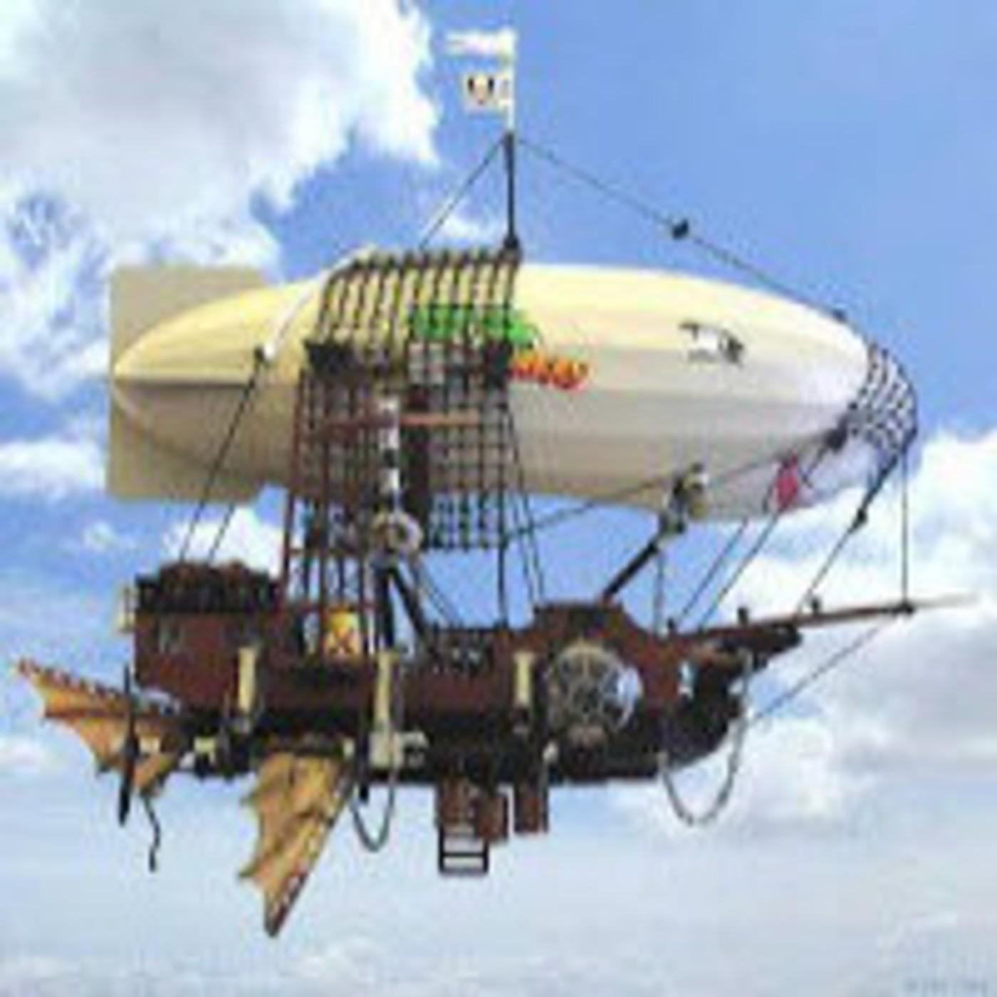 Verne y Wells ciencia ficción: El subgénero Steampunk en los géneros de ciencia ficción y fantasía
