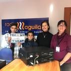 Ganadores del concurso `Jóvenes Diseñadores´del Aguilar Film Festival