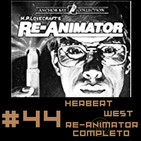 #44 Herbert West Reanimador H.P. Lovecraft entero