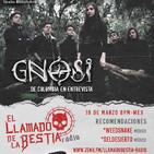 Gnosi en entrevista - El Llamado de la Bestia 19/03/2020