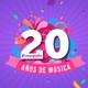 Especial #20AñosDeEnergia (2ª parte)