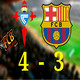 Analisis Post-Partido #Celta Vigo 4 #FCBarcelona 3 El #Barça repite el día de la marmota celtarra