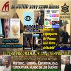 T4 EP137 Radio de la Historia/Mensaje Estrellas/Conónecete a ti mismo/Agenda/Imaginemos