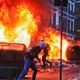 La mafia mediática nos engaña: Barcelona zona de guerra