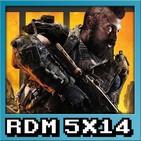 RDM 5x14 – Reseñas de Maná: Call of Duty Black Ops IIII, Call of Cthulhu, Soul Calibur VI...