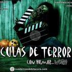 CdB 56 - Películas de Terror con un toque de humor... negro