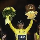 Episodio 254 EGAN BERNAL. La historia del primer ganador latino del Tour de Francia