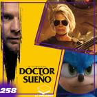 Doctor sueño / Terminator / Sonic / Scooby Dio - LC Magazine 258