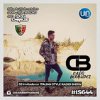 Italian style radio show 644 27/10/2018