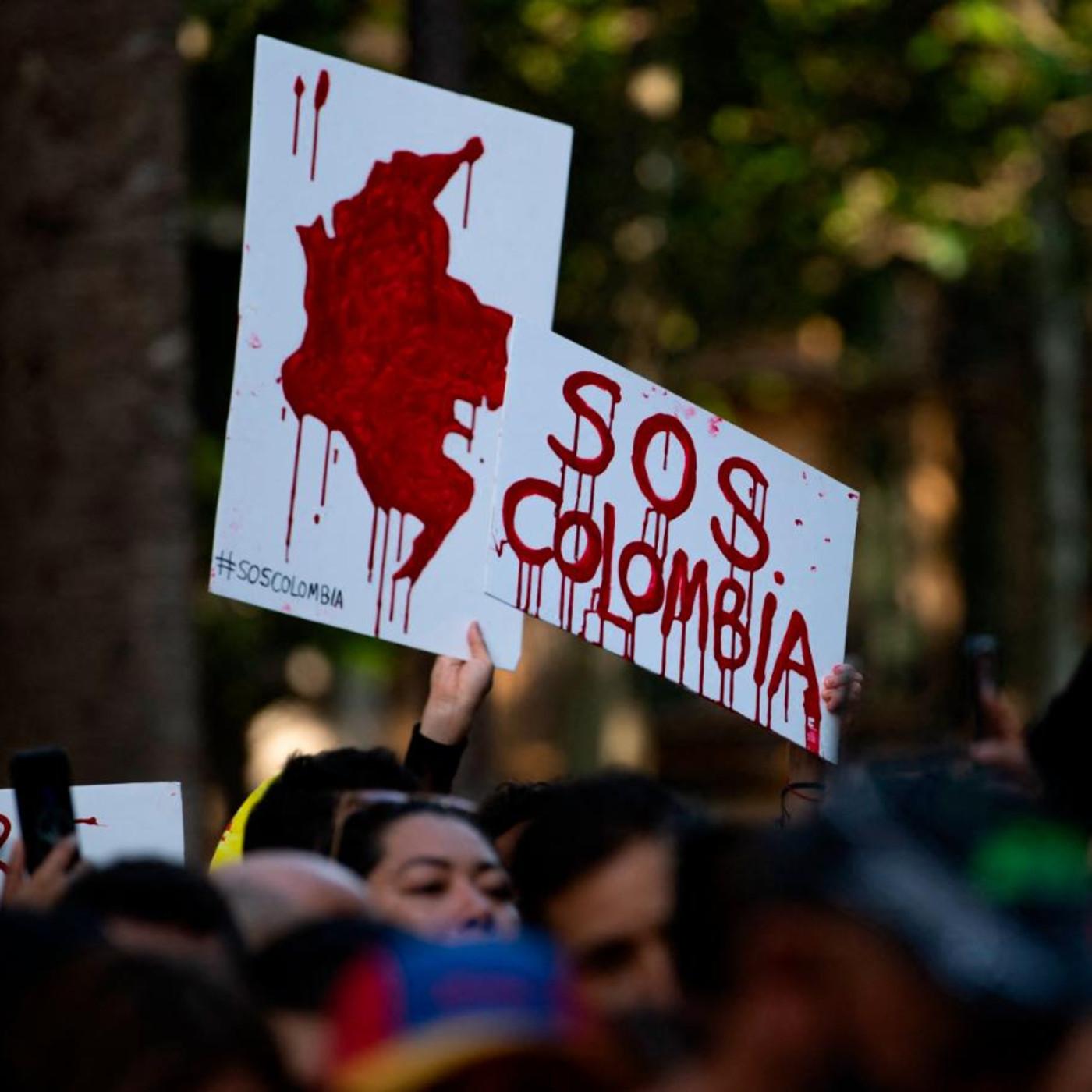 Movilización social y protestas en Colombia Parte I