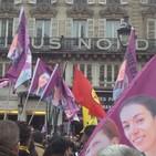Radio Kobane: 7 años desde el asesinato de 3 militantes kurdas en París