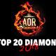 AOR TOP 20 Diamonds 2018