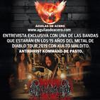 Episodio 23 de junio de 2019 Especial Tour 15 años metal del Diablo, Kulto maldito