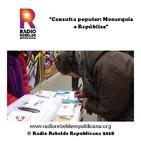 Consulta popular: Monarquía o República
