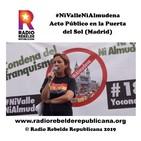 #NiValleNiAlmudena, Acto Público en la Puerta del Sol (Madrid)