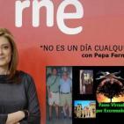 Valencia de Alcántara - Juan Rafael Robledo Falín escribe al programa No es un día cualquiera de RNE