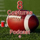 8 Costuras - Episodio 26: Noticias de NFL. Encuentros de la Serie A, liga femenina 7x7 y 9x9. Tercera semana de la XFL.