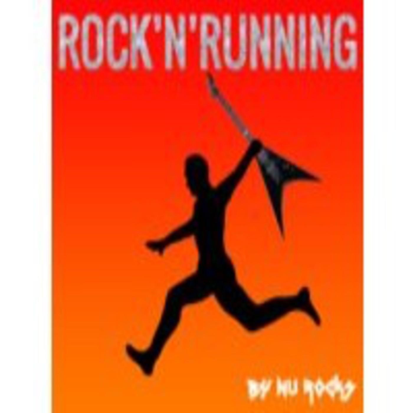 ROCK'N'RUNNING #001 A Sudar!!